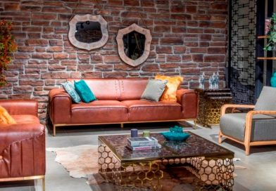 VINOTTI vine la Târgul de Mobilă MOBILA EXPO cu noua sa colecție de canapele și dormitoare.